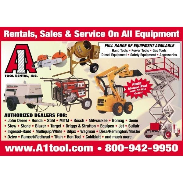 A1 Tool Rental Inc