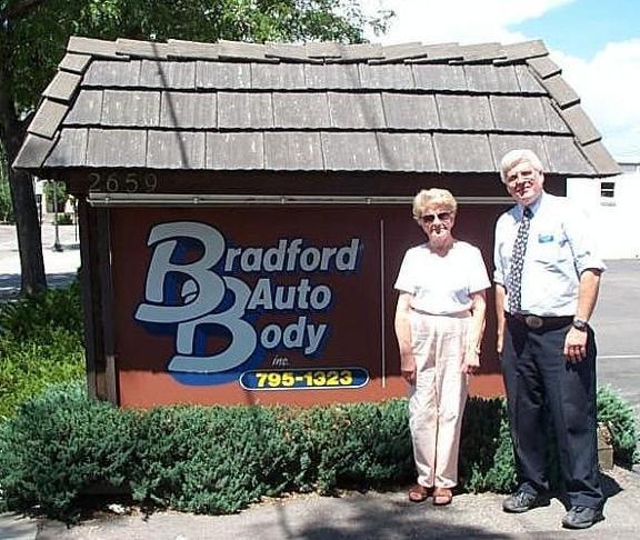 Bradford Auto Body, Inc. image 1
