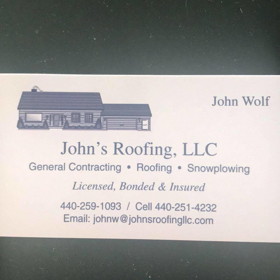 John's Roofing LLC