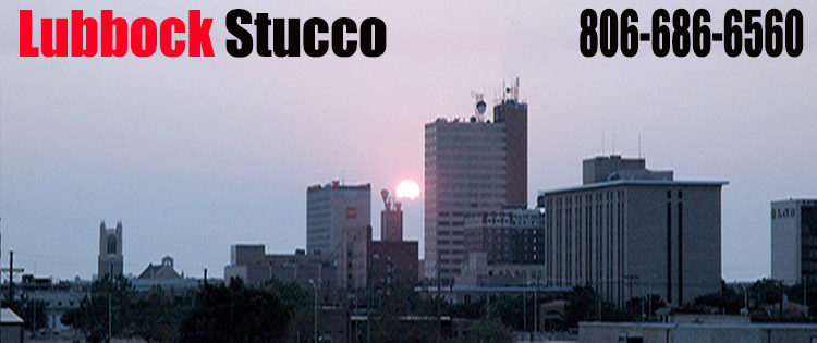 Lubbock Stucco