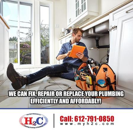 H2C Heating, Cooling and Plumbing image 16