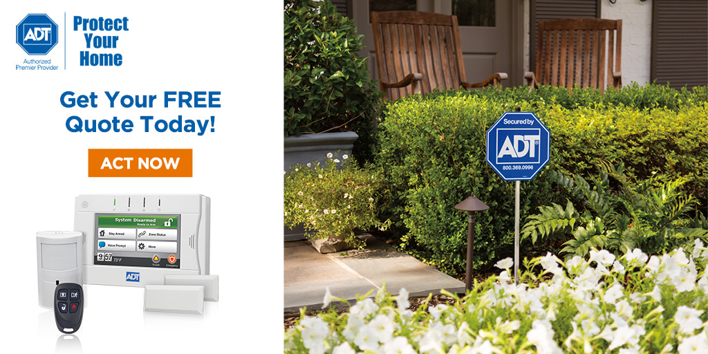 Protect Your Home - ADT Authorized Premier Provider image 3