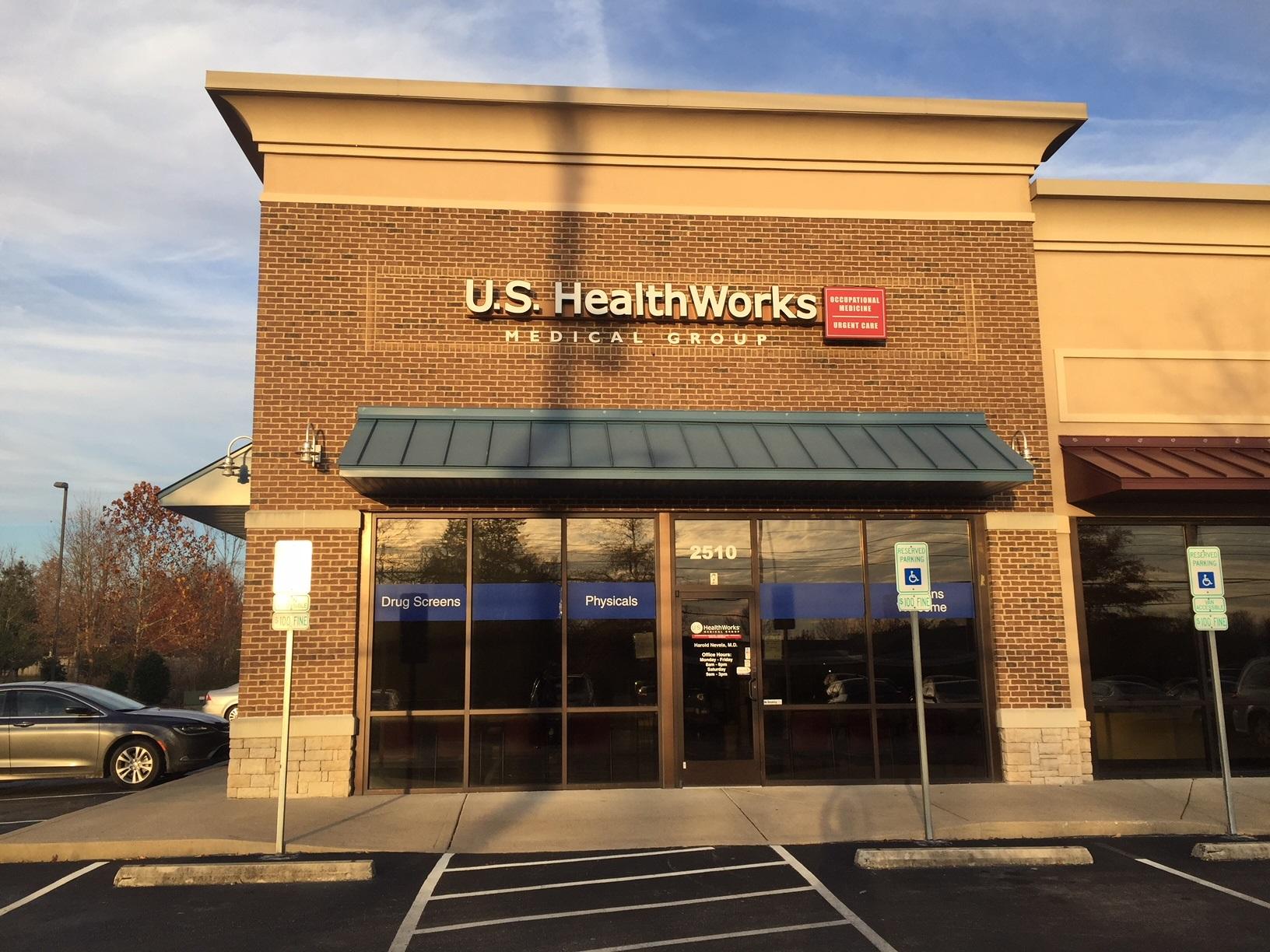 U.S. HealthWorks Urgent Care image 0