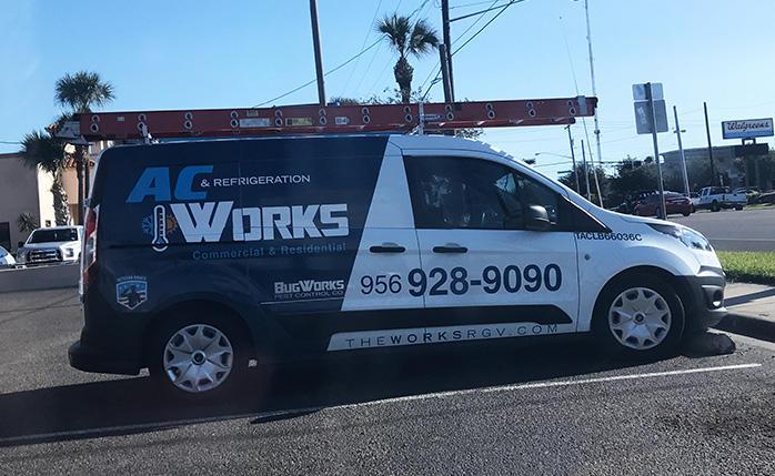 AC Works & Refrigeration image 1