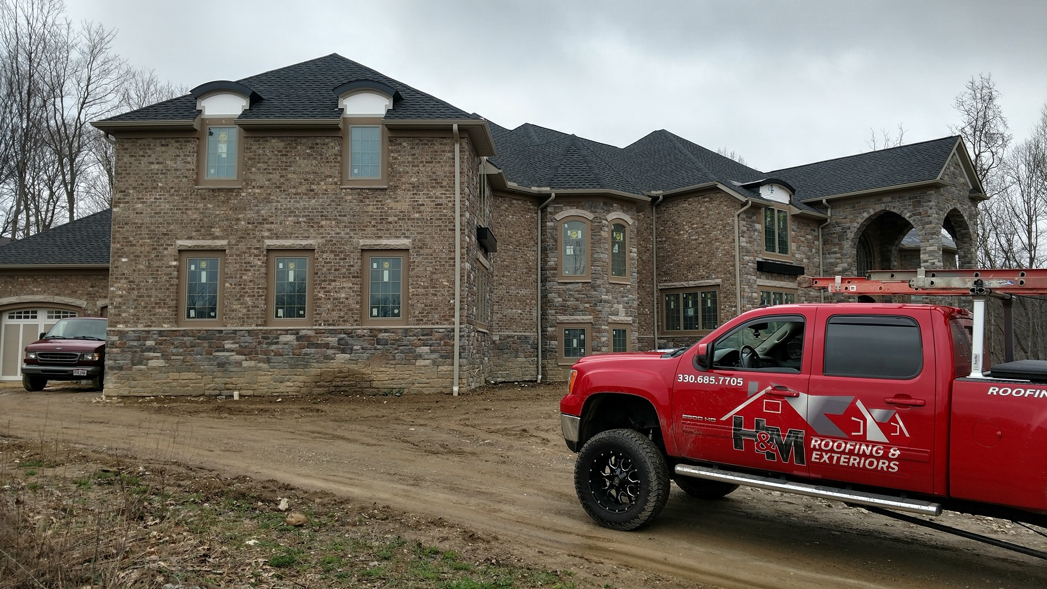 H & M Roofing And Exteriors LLC image 16