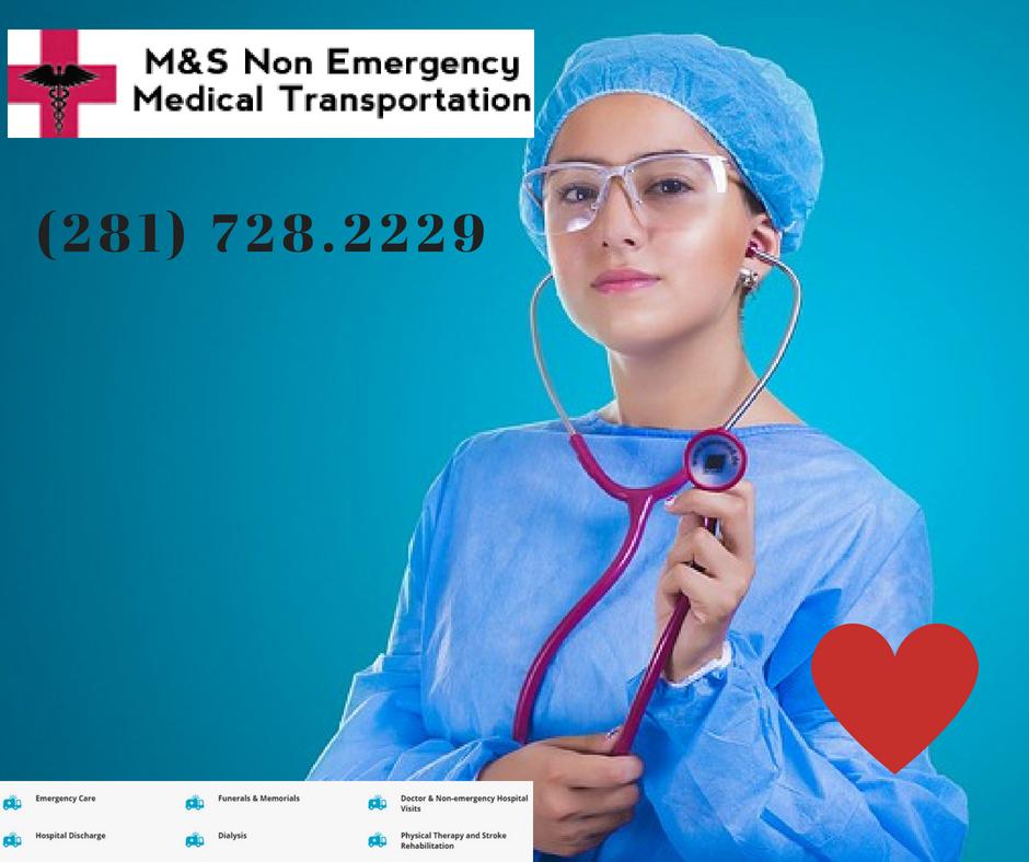 M&S Medical Transportation image 0