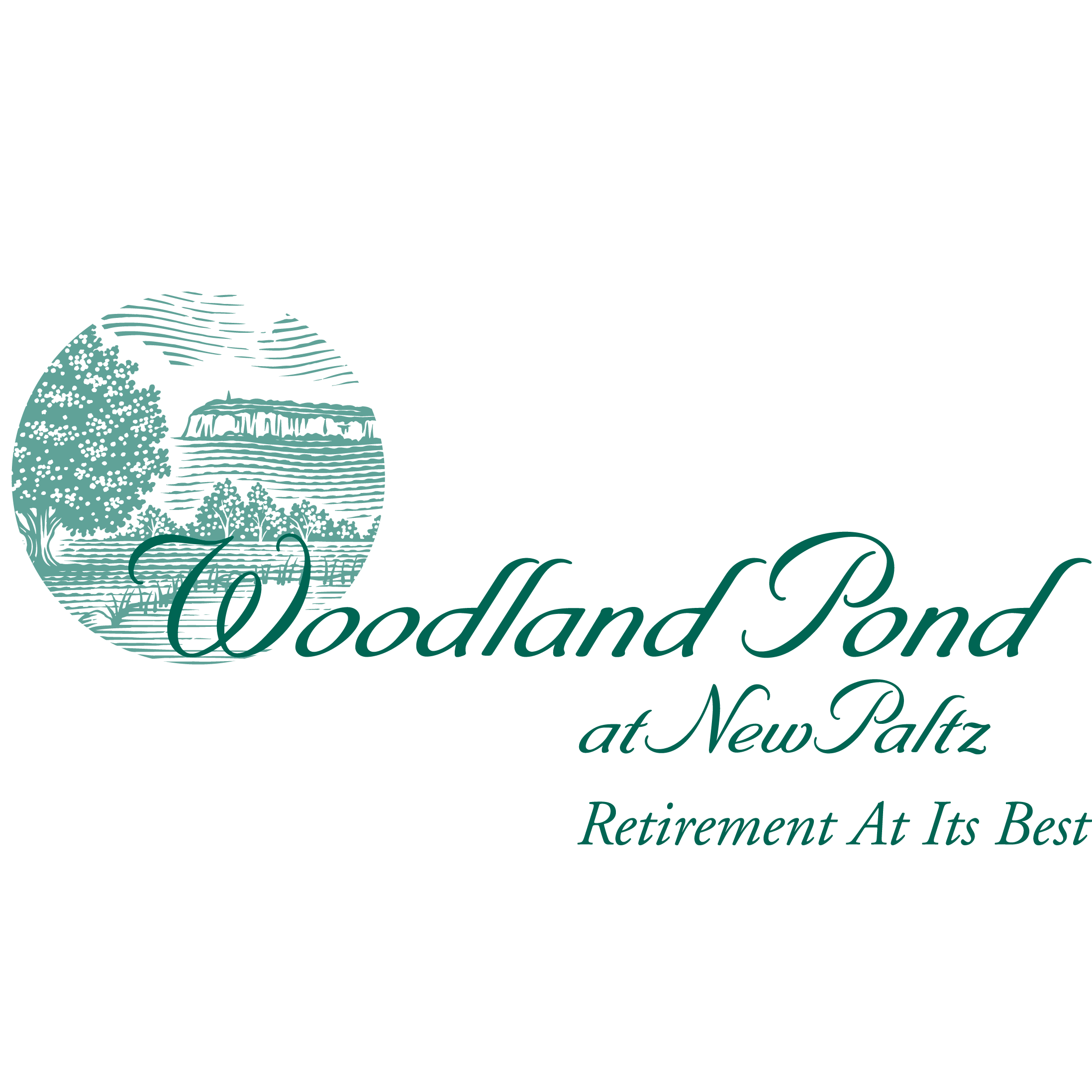 Woodland Pond at New Paltz
