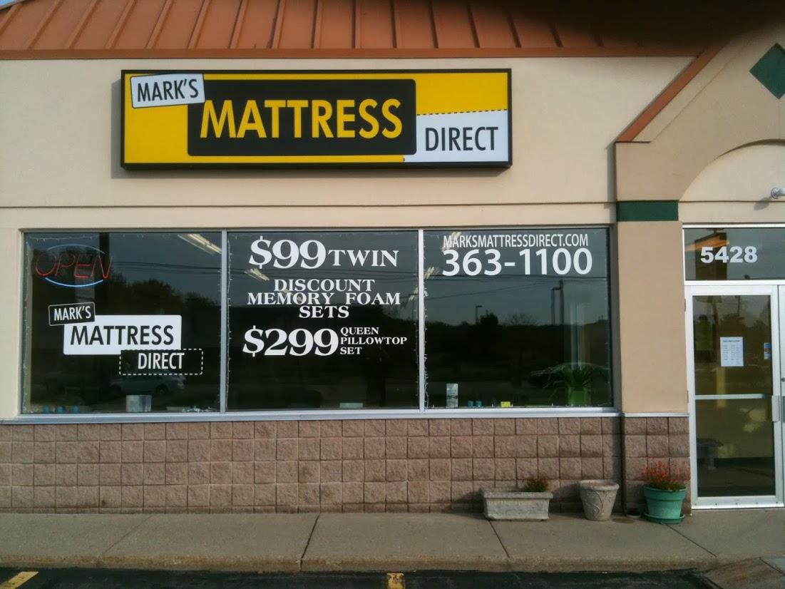 Mark 39 S Mattress Direct In Grand Rapids Mi 616 363 1