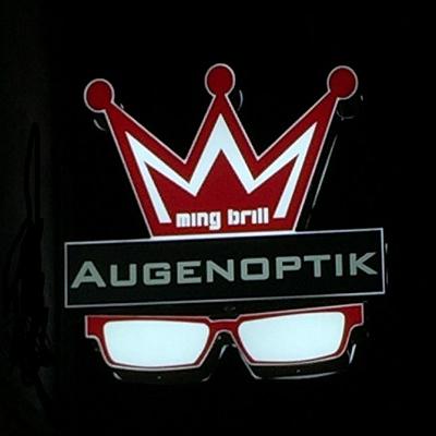 Optik Ming Brill