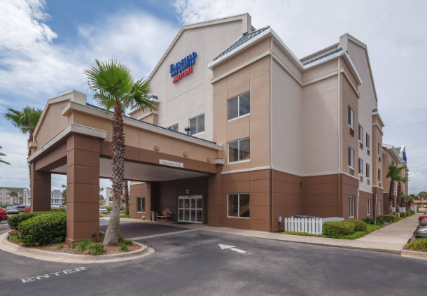 Fairfield Inn & Suites by Marriott Jacksonville Beach image 0