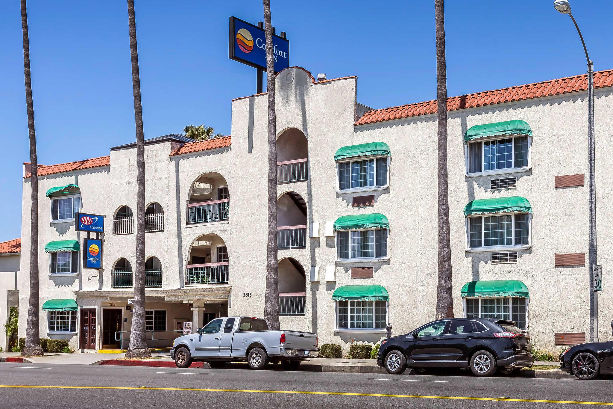 Comfort Inn Santa Monica - West Los Angeles image 1