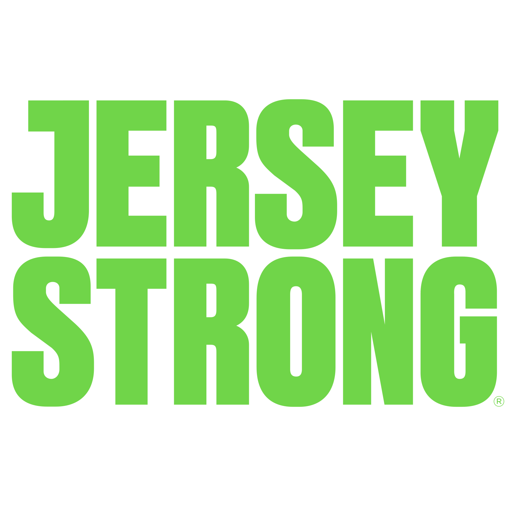 Jersey Strong Gym