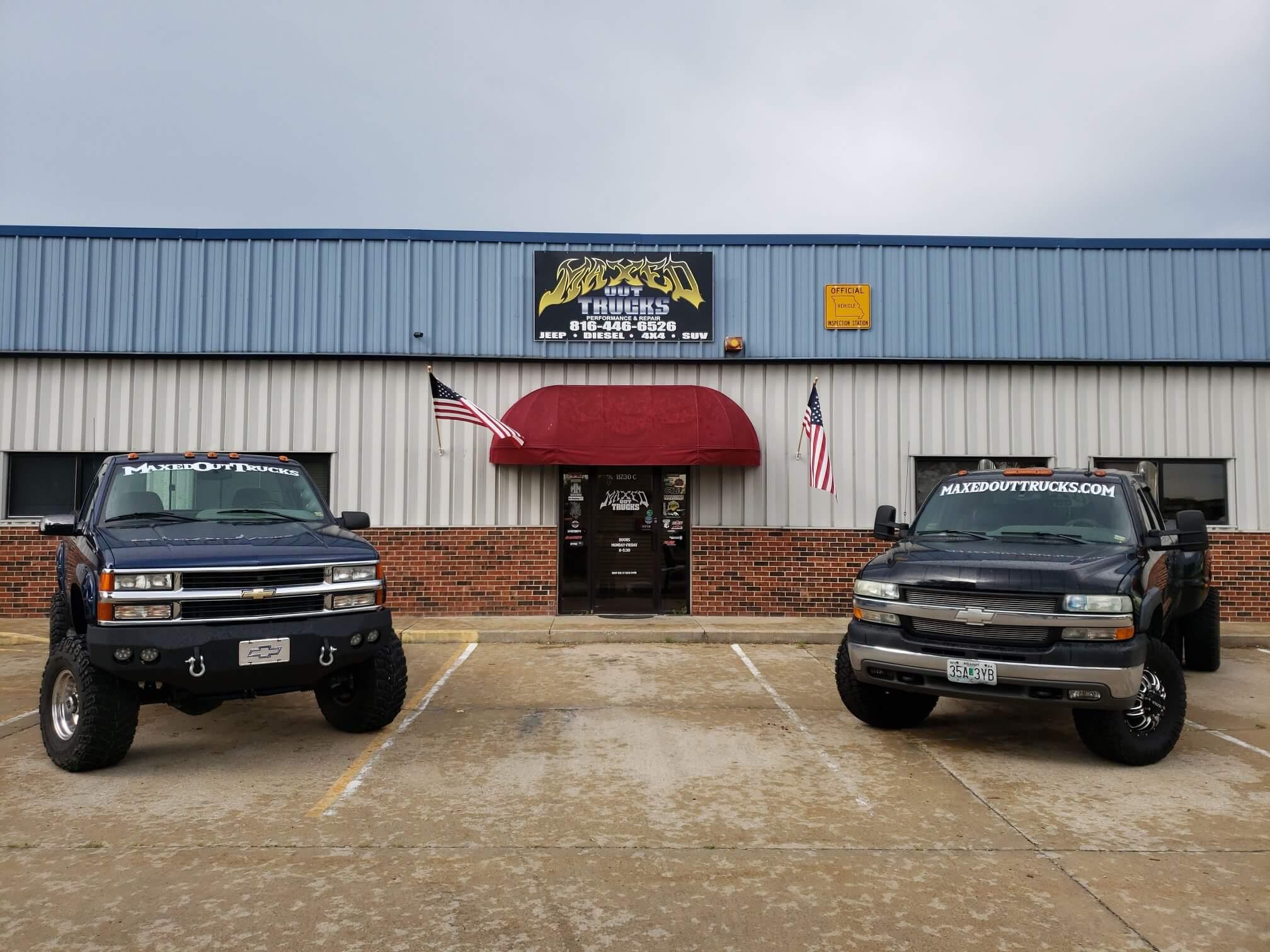 Maxed Out Trucks, LLC image 4