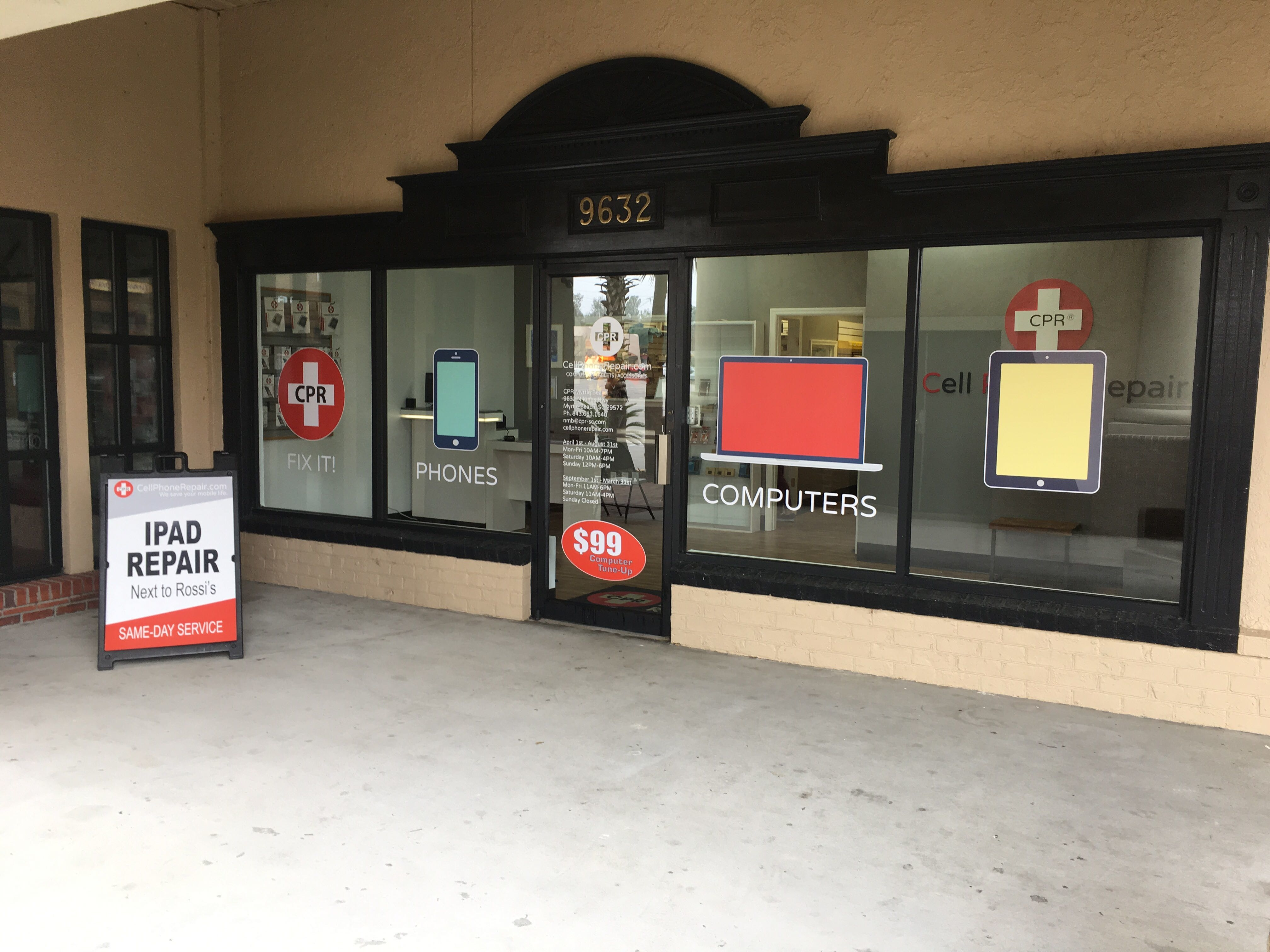 CPR Cell Phone Repair North Myrtle Beach image 0
