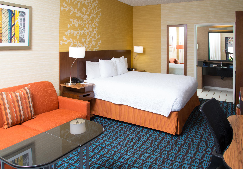 Fairfield Inn by Marriott Anaheim Hills Orange County image 5