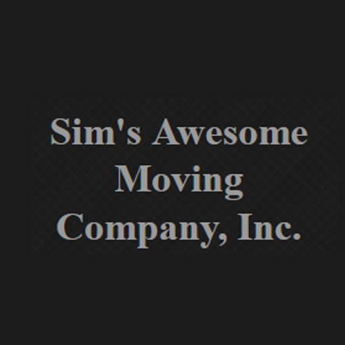 Sim's Awesome Moving Company, Inc. image 0