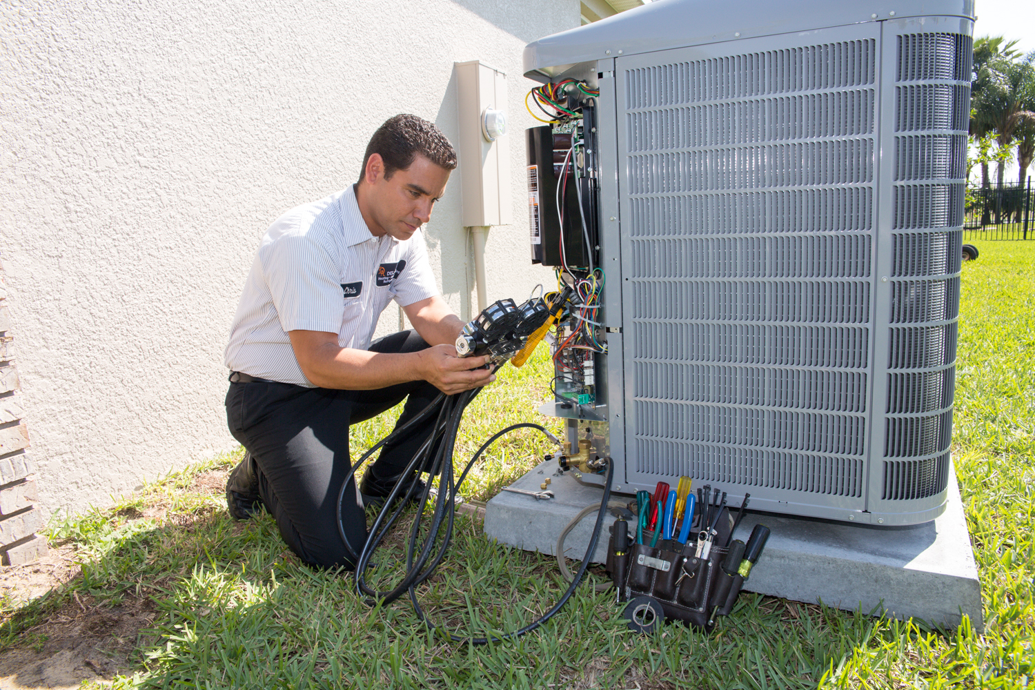 Del-Air Heating and Air Conditioning image 1