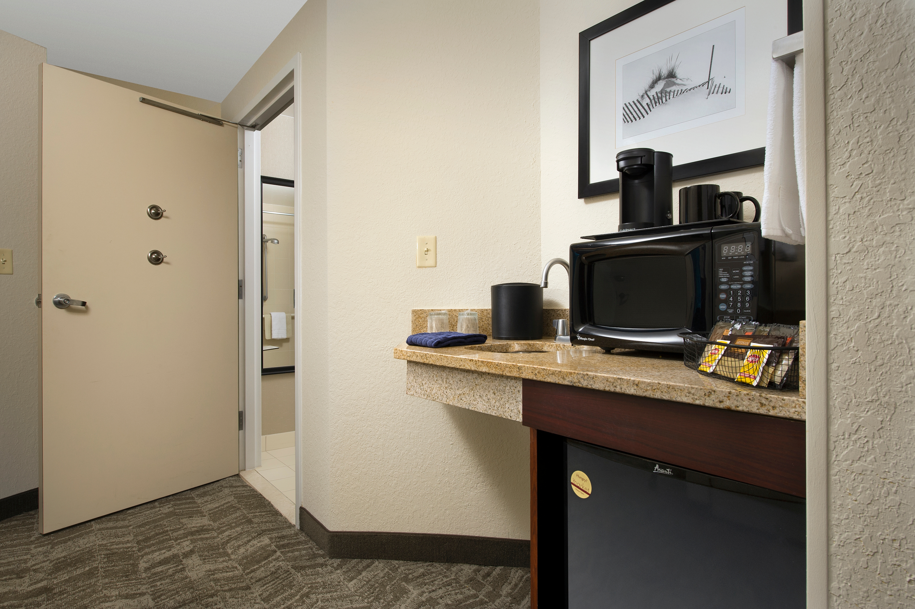 Springhill Suites By Marriott Jacksonville Airport At