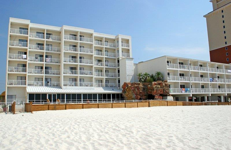 Best Western On The Beach 337 E Blvd Gulf Ss Al Hotels