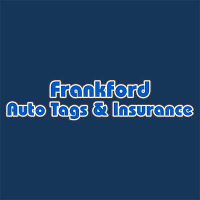Frankford Auto Tags
