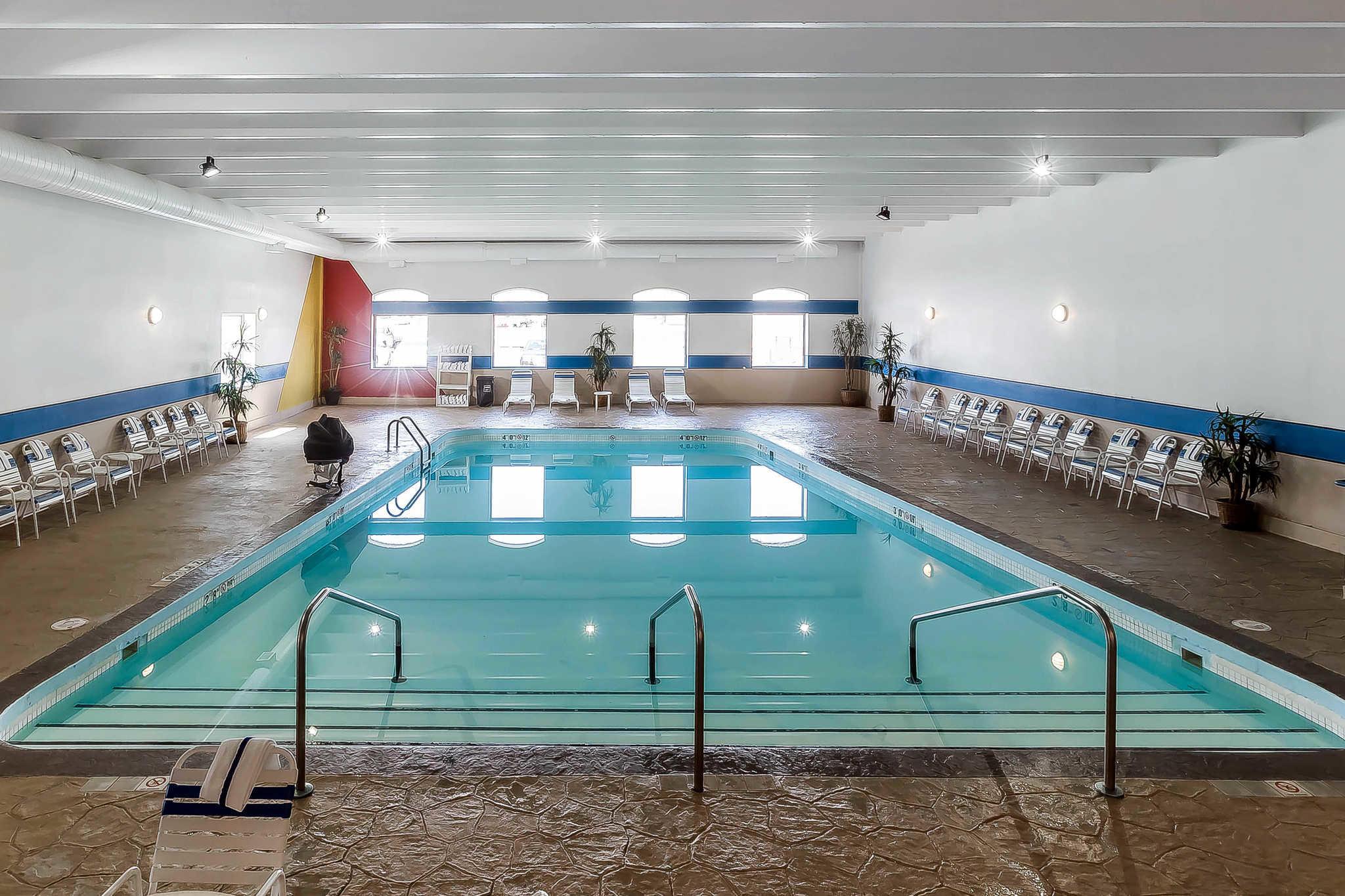 Comfort Inn Suites Event Center Hotel Des Moines Ia 50309