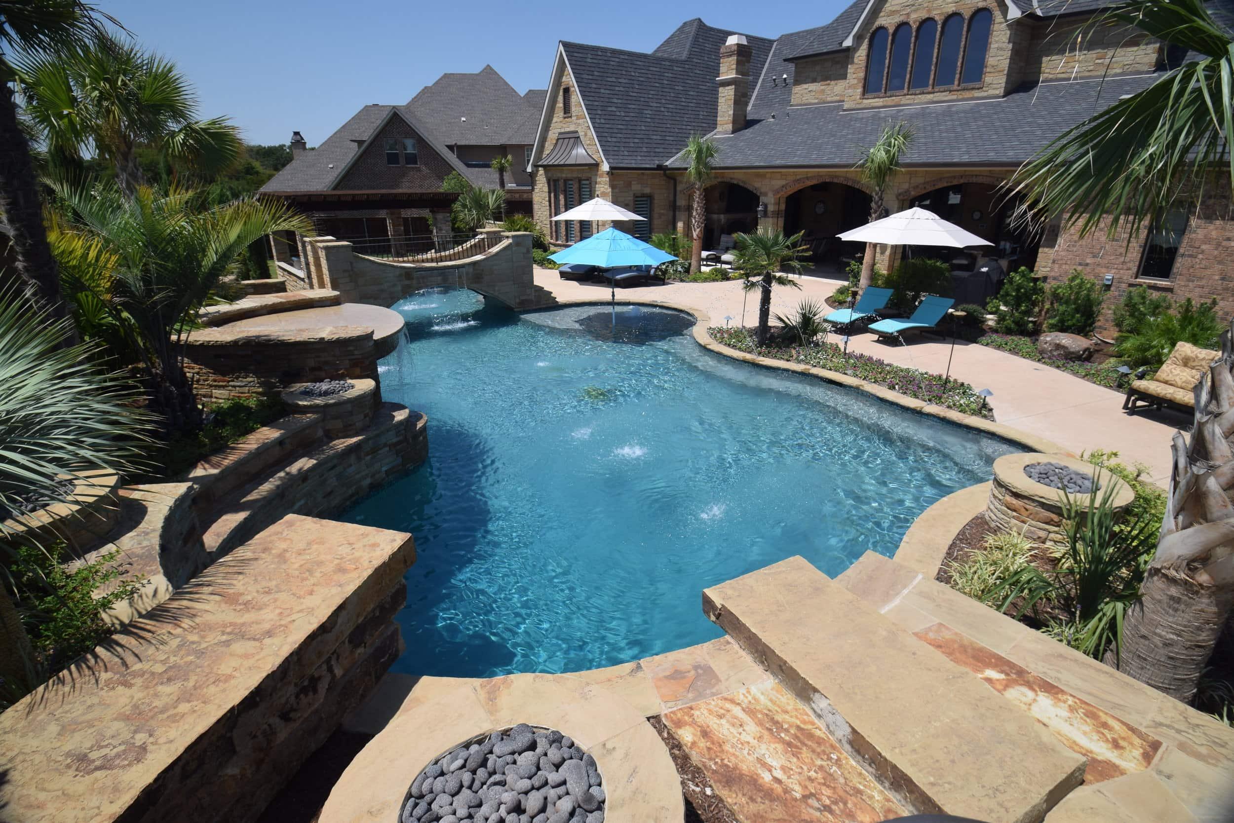 Texas Trophy Pools image 16