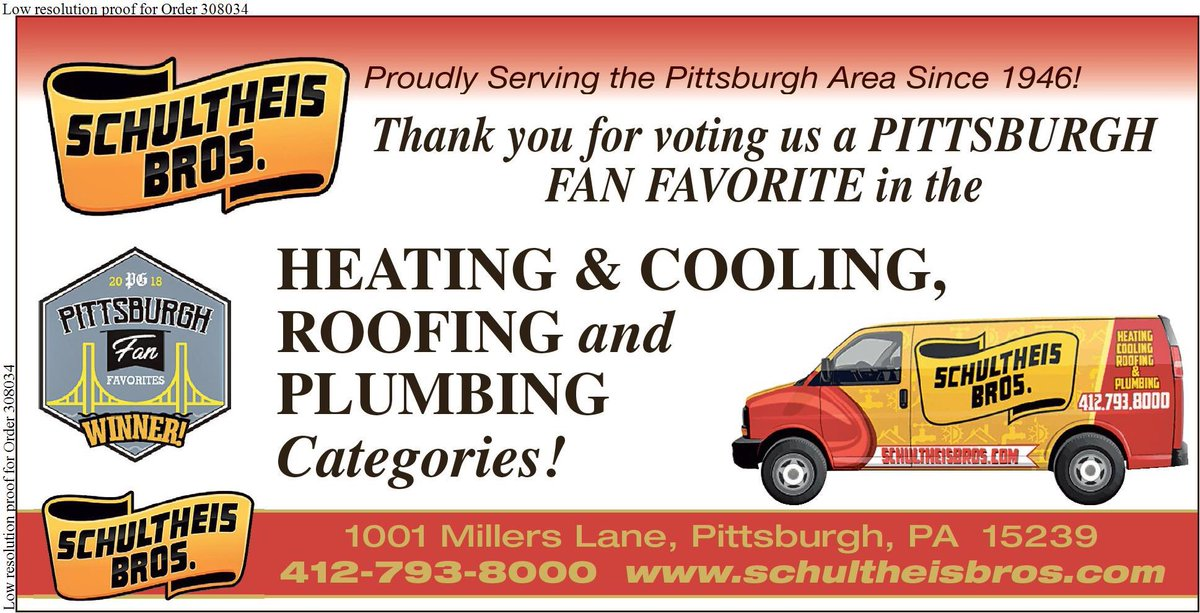 Schultheis Bros. Heating, Cooling & Roofing Westmoreland image 4