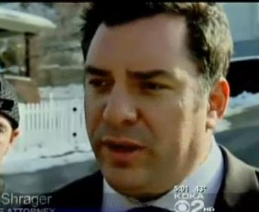 David J. Shrager on KDKA TV News