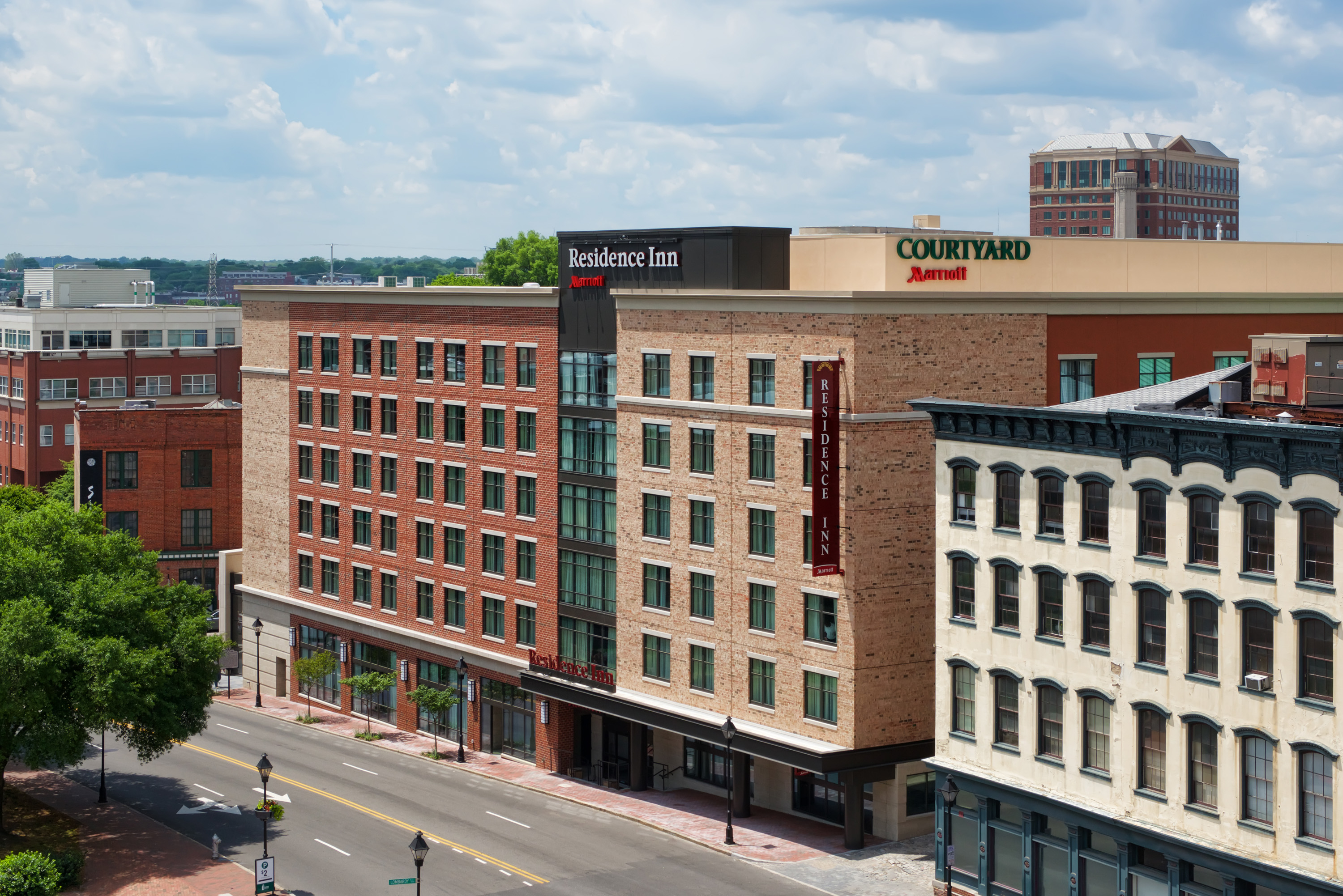 Residence Inn by Marriott Richmond Downtown image 1