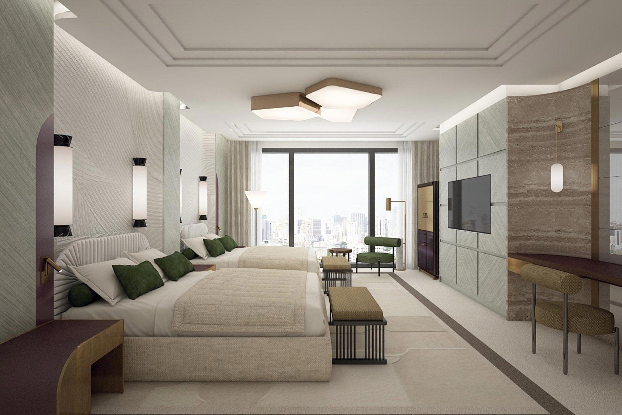 Josun Palace, a Luxury Collection Hotel, Seoul Gangnam