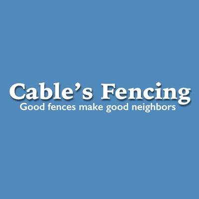 Cable's Fencing