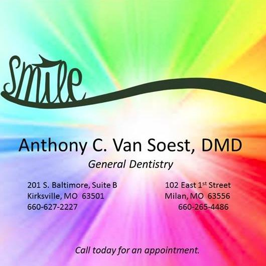 Anthony C. Van Soest, DMD