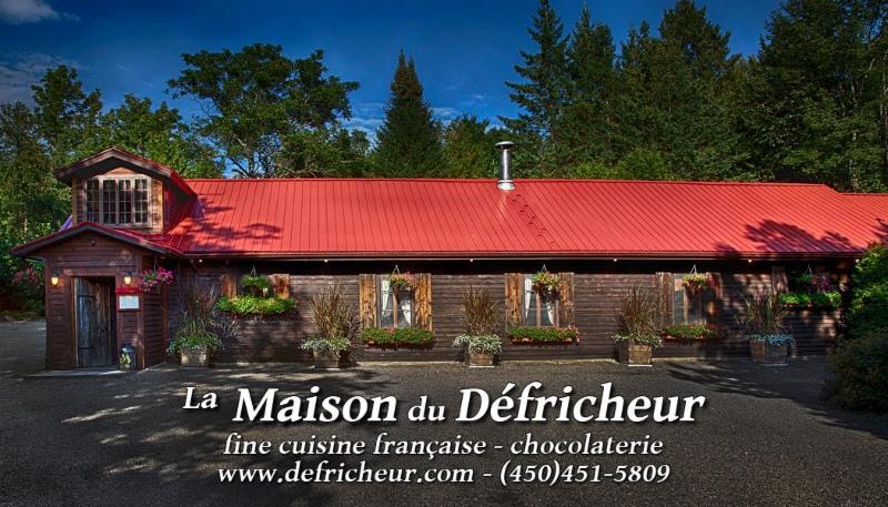 La Maison Du Défricheur à Très-Saint-Rédempteur