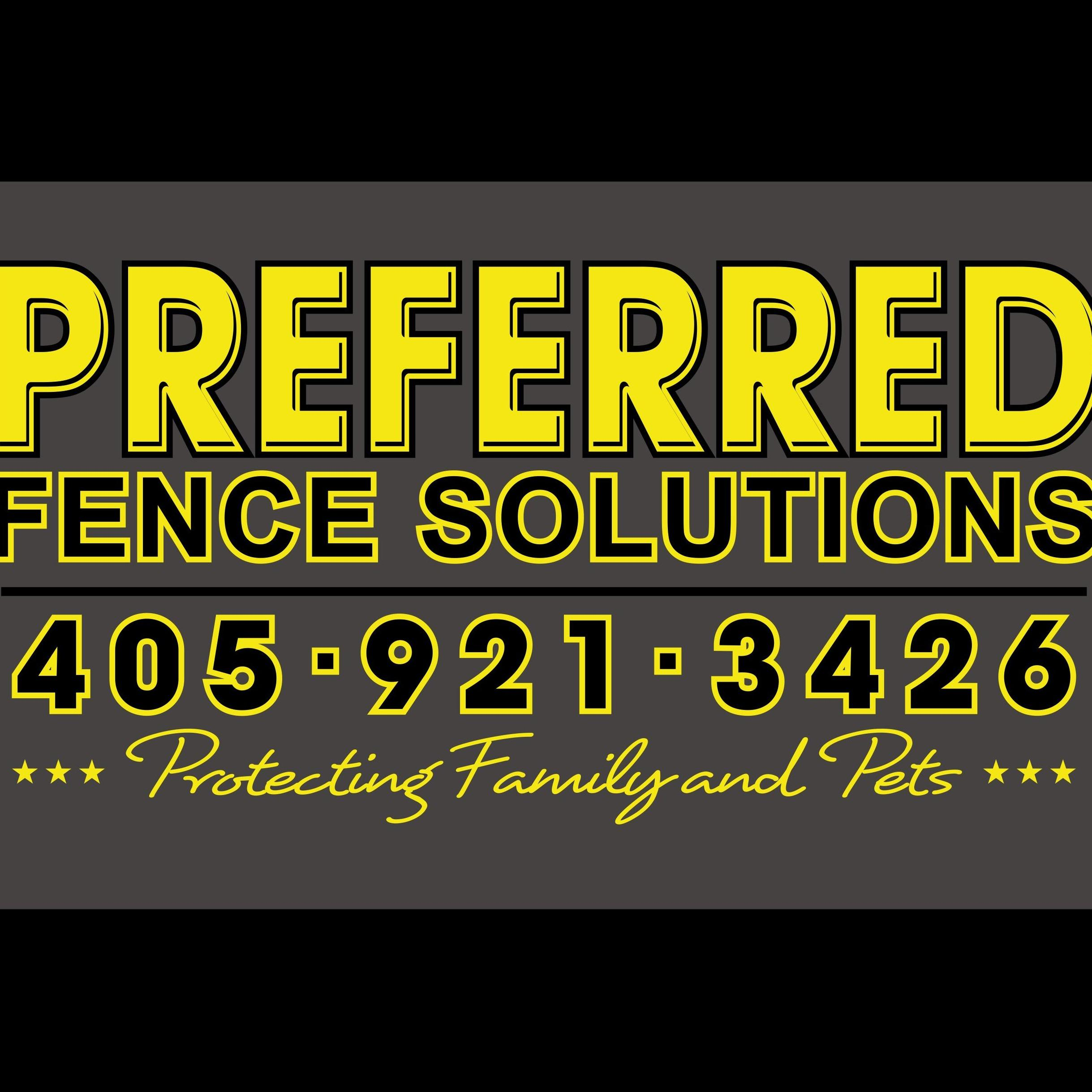Preferred Fence Solutions INC.