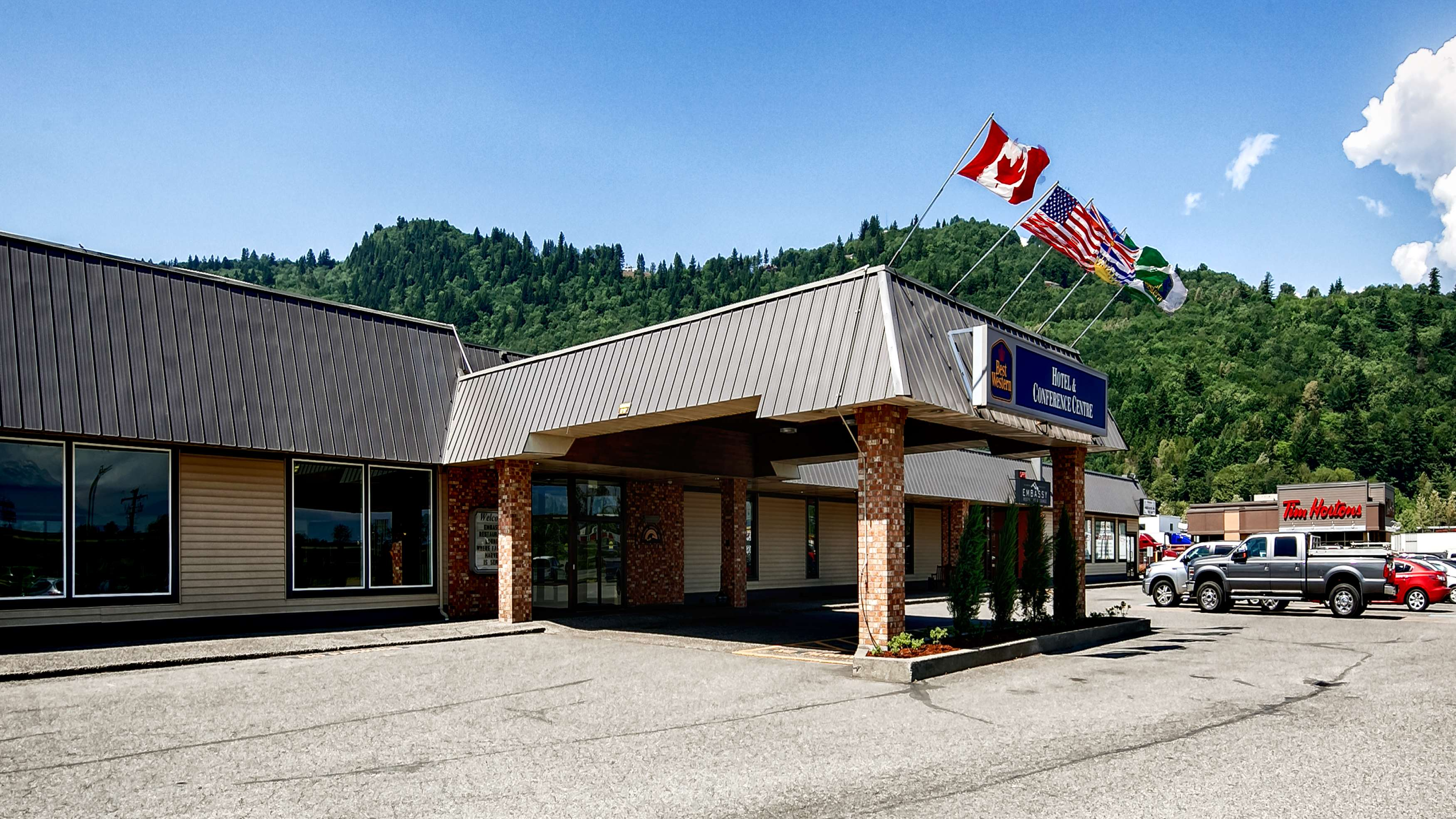 Best Western Rainbow Country Inn in Chilliwack: Exterior