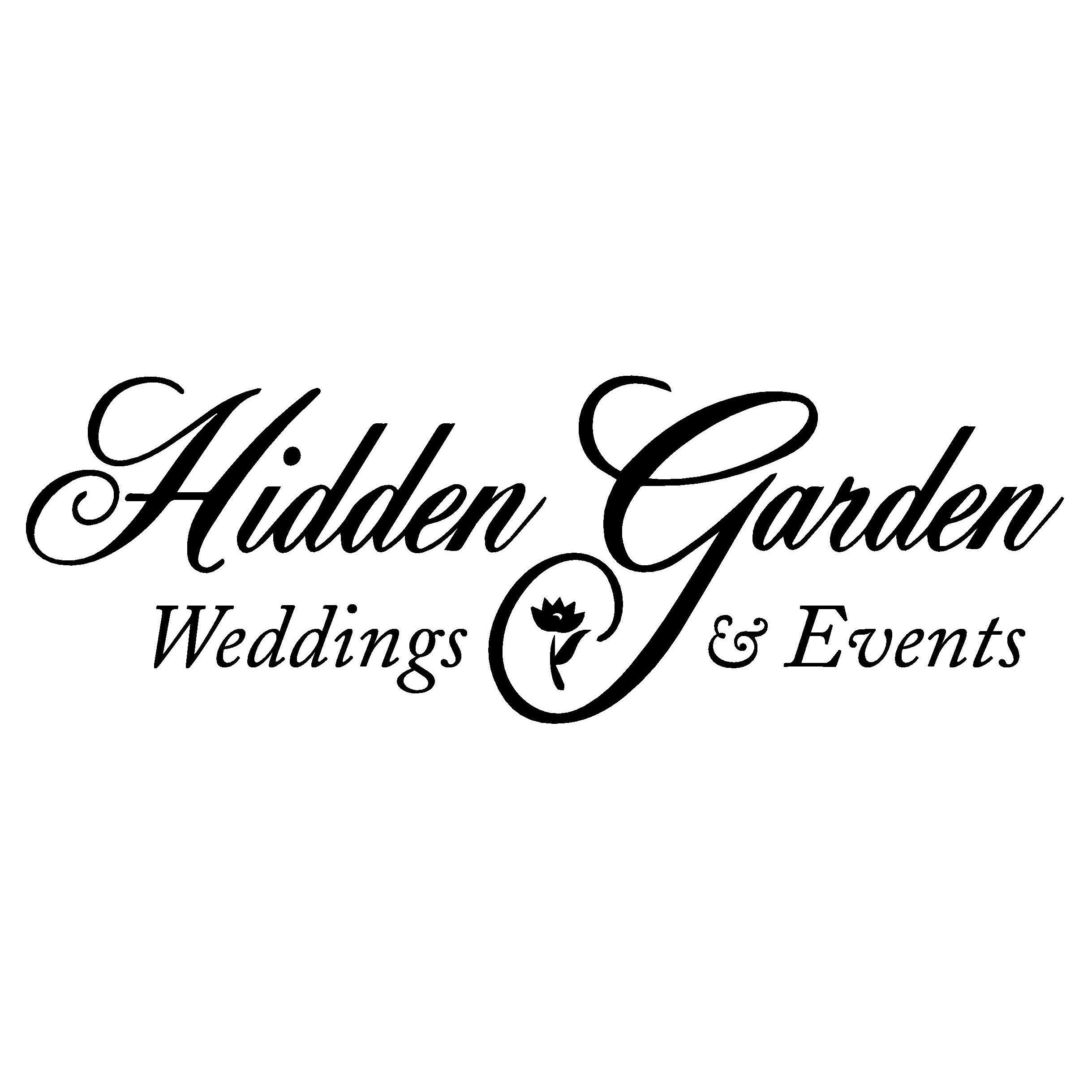 Hidden Garden Weddings and Events