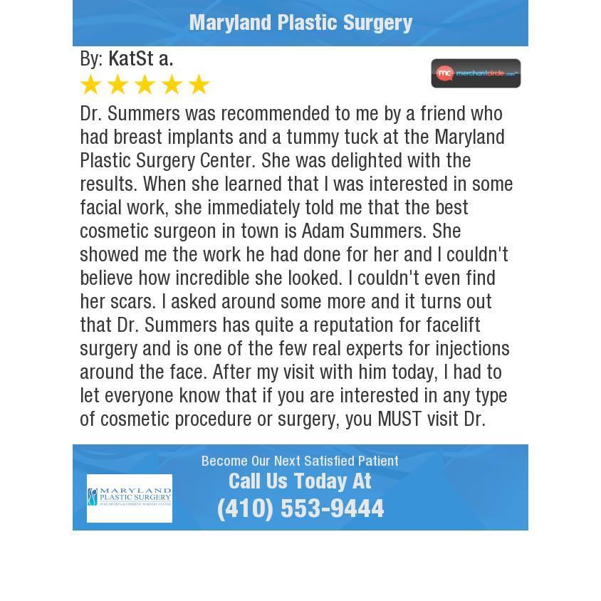 Maryland Plastic Surgery image 2