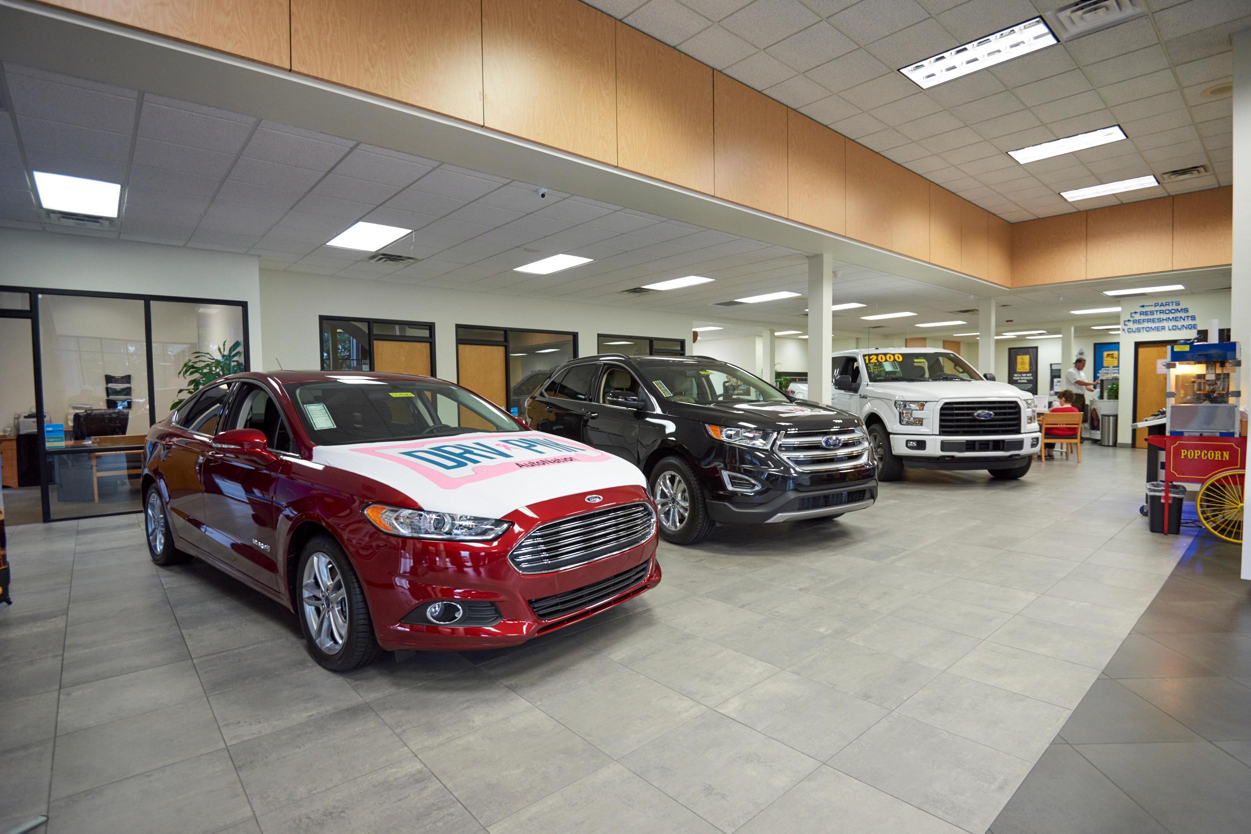 AutoNation Ford Lincoln Orange Park Service Center 7700 Blanding