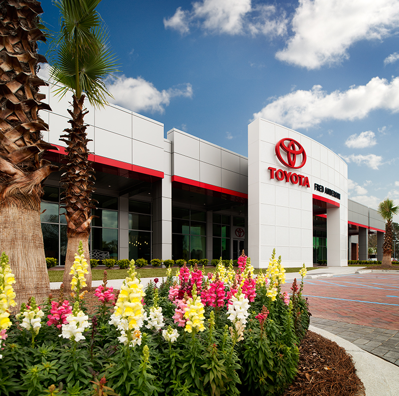 Fred Anderson Toyota of Charleston Coupons near me in