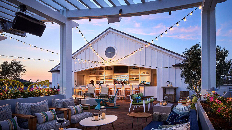 Topside Roof Deck