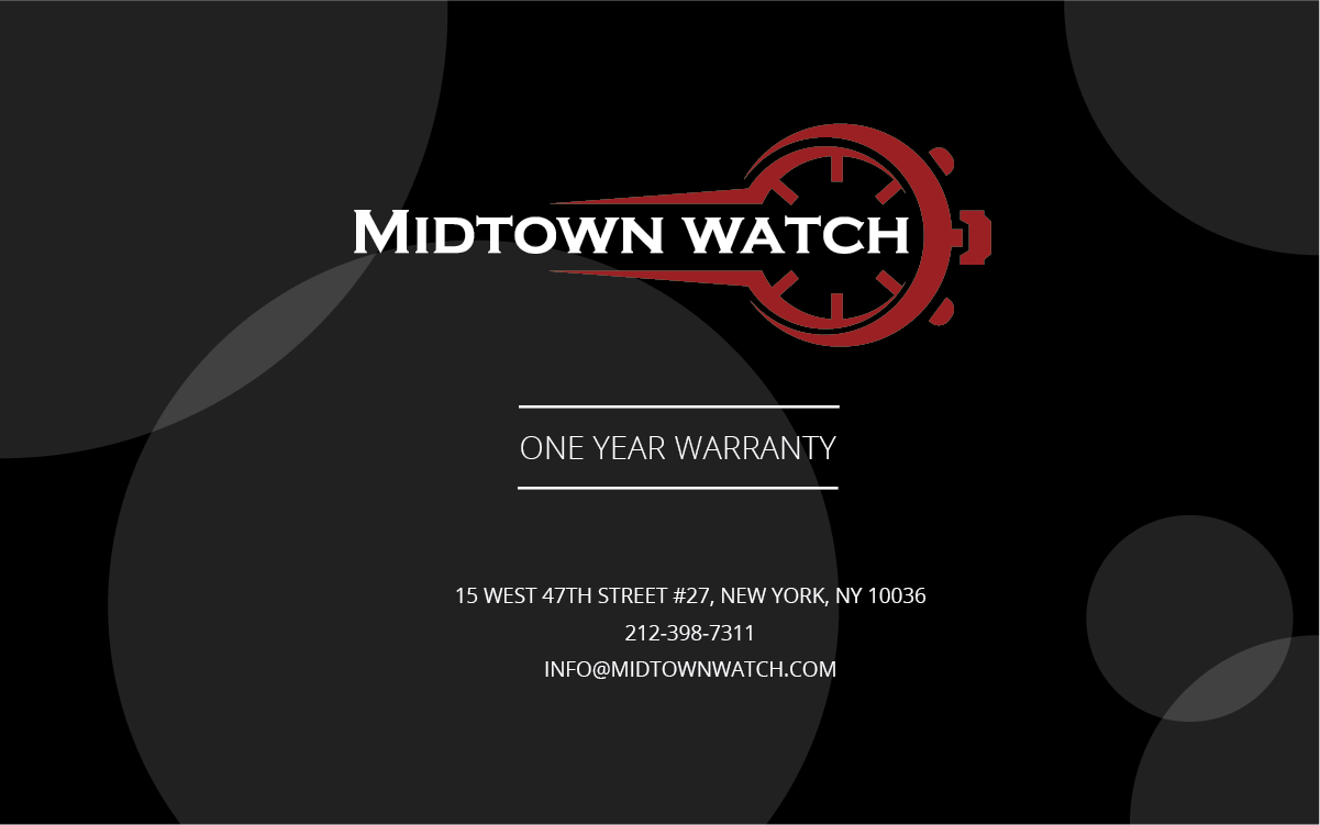Midtown Watch image 1