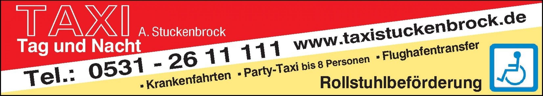 Taxi Stuckenbrock, Mittelweg 1 in Braunschweig