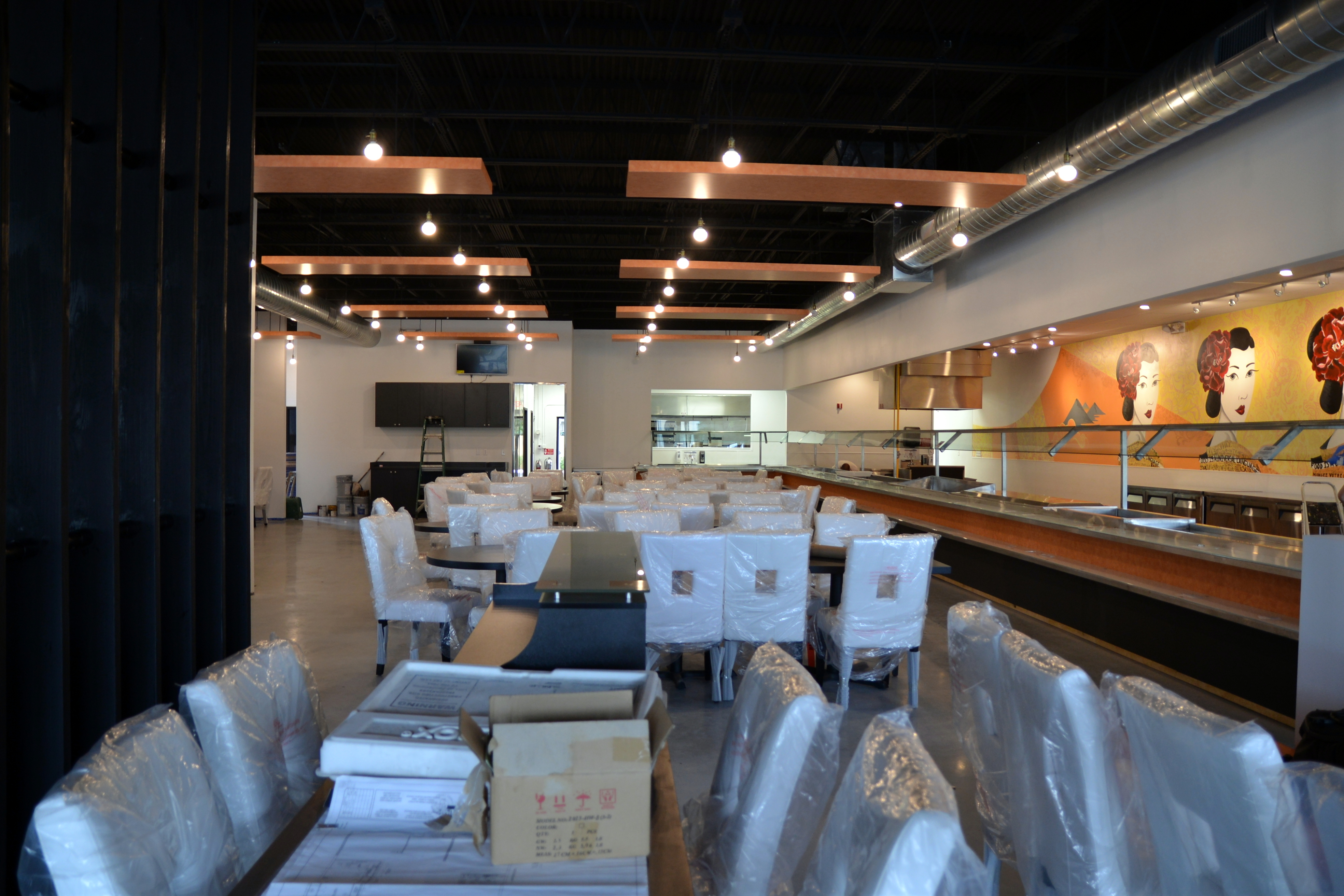 SanTo's Modern American Buffet & Sushi image 7