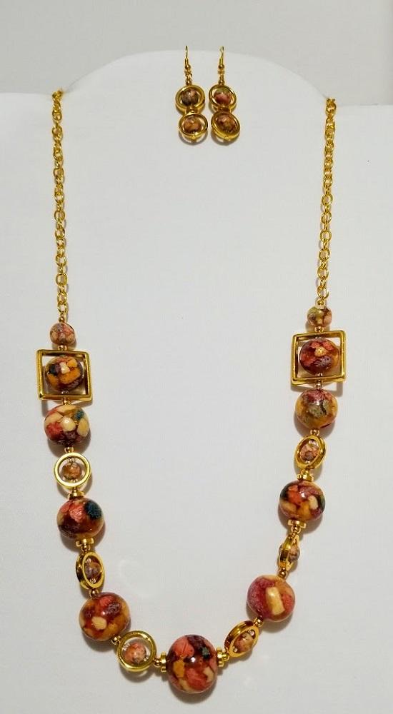 Handmade Beaded Jewelry Handcrafted - Unique image 2