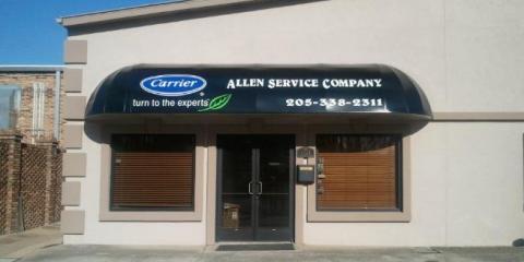 Allen Service Co Inc