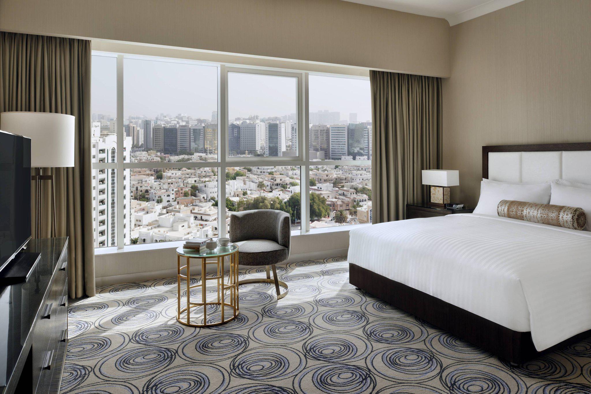 Marriott Executive Apartments Downtown Abu Dhabi
