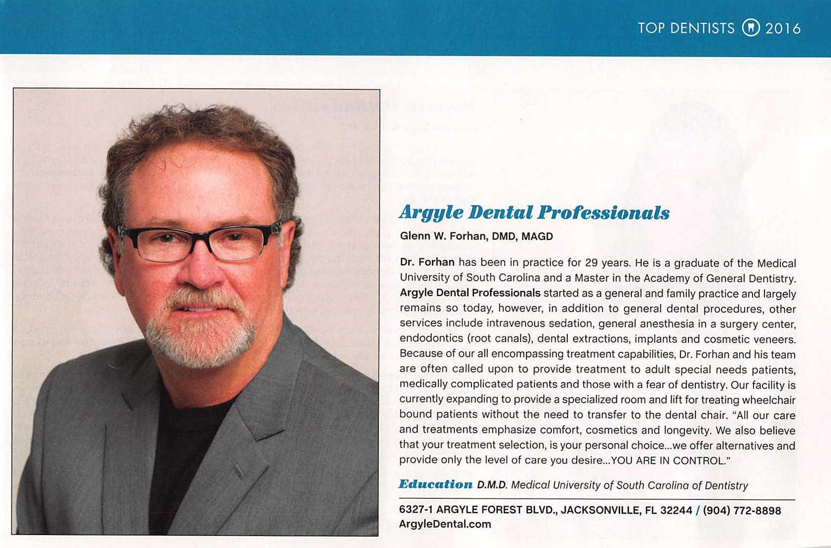 Argyle Dental Professionals - Jacksonville, FL 32244 - (904) 772-8898 | ShowMeLocal.com