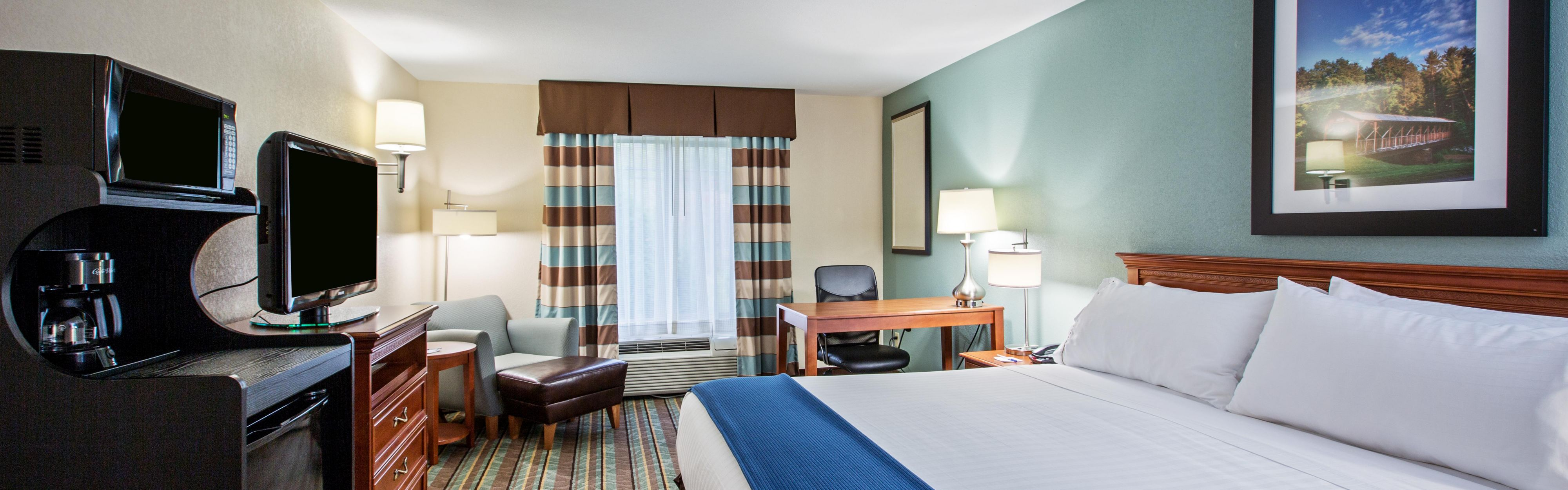 Holiday Inn Express & Suites Salamanca image 1