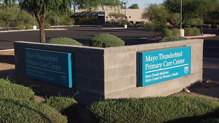 Mayo Clinic Family Medicine - Thunderbird