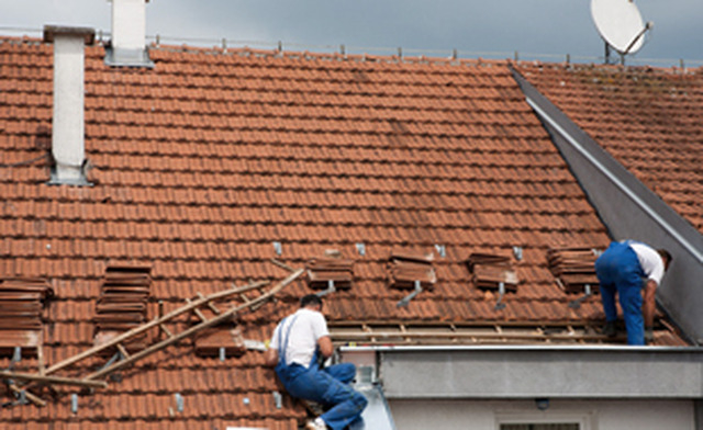 Construction Repair And Arrangement Roofing In Glasgow